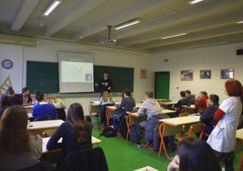 U učionici